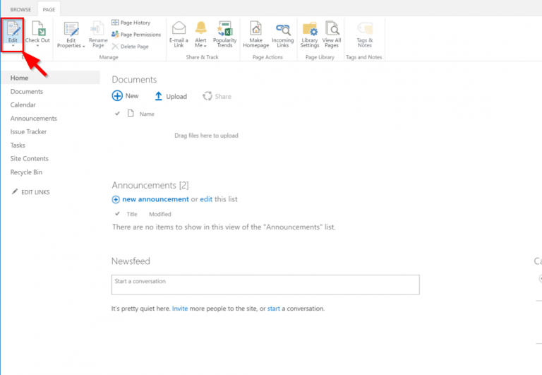 How to Create and Configure a New SharePoint Site Through